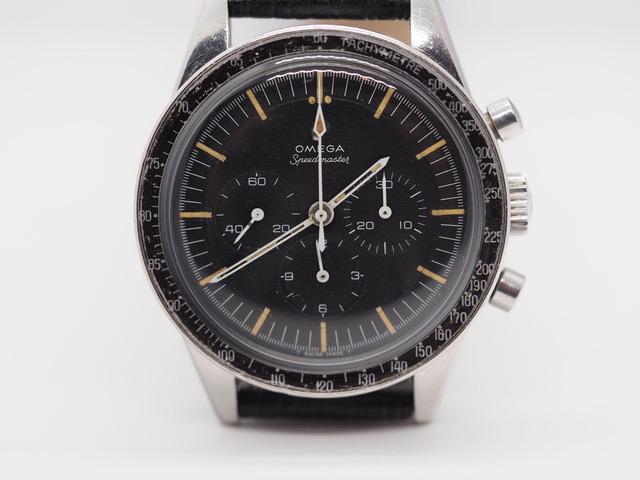 Omega Speedmaster Ref. 105.003-65, Jahr 1966 mit Extract, Kaliber 321, Ed White