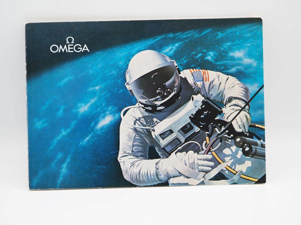 Omega Katalog Stoppuhren aus 1967 in deutsch