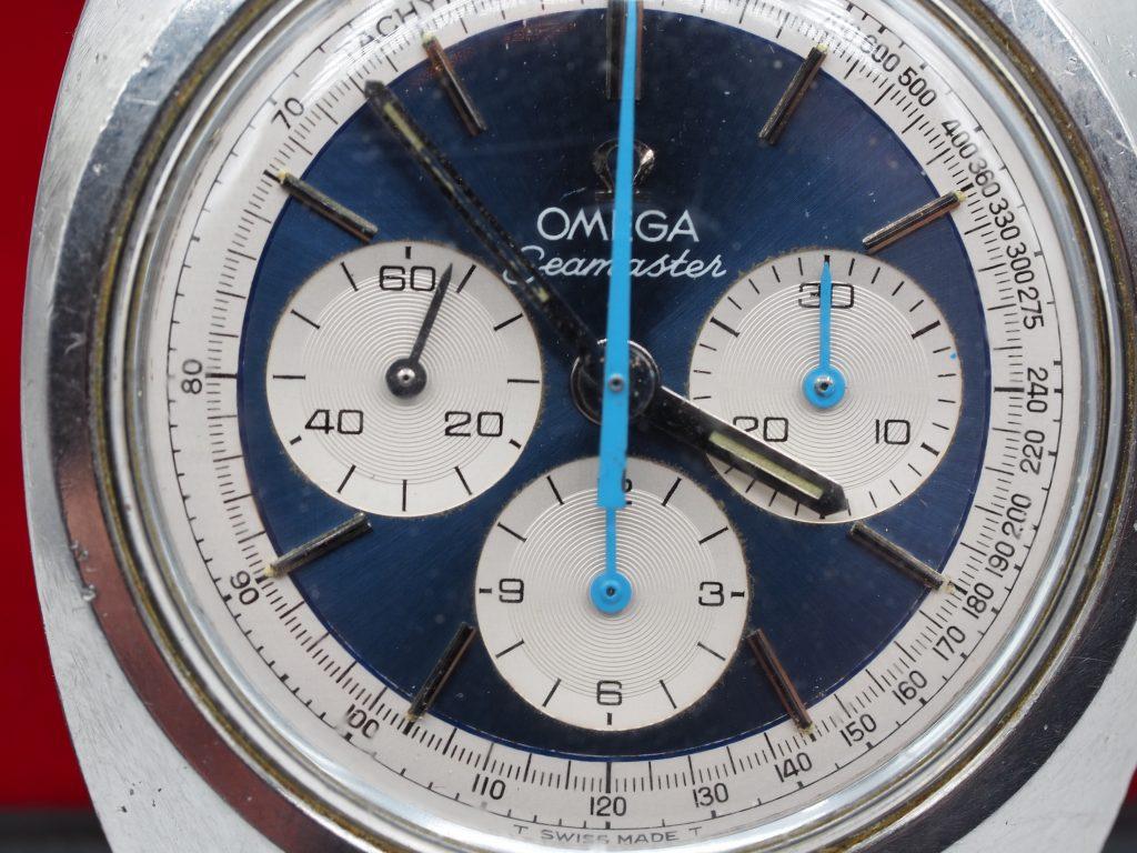 Omega Seamaster Ref. 145.029, Kaliber 861 aus ca. 1970